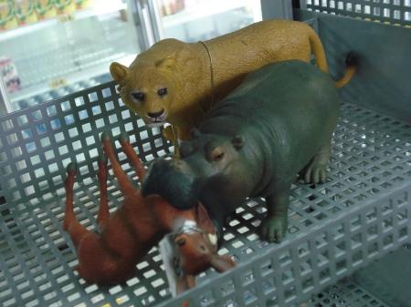zoo toys
